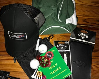 Callaway Stufed Golf Valuables Pouch