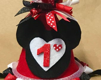 Mickey party hat