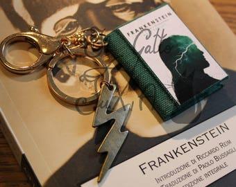 Frankenstein keychain - Portachiavi Frankenstein