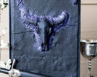 Book of Shadows (Cow Skull)