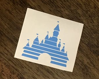 Classic Castle Decal