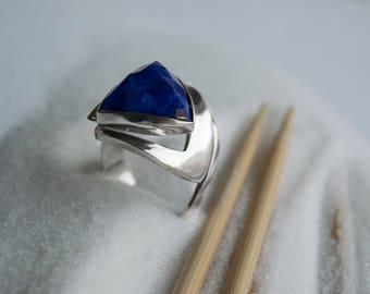 Lazurite ring