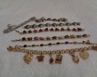 Vintage bracelet set