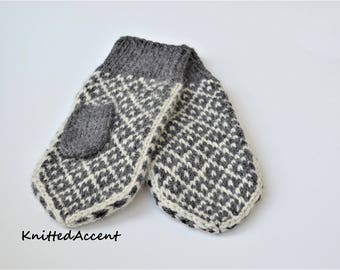 Mittens wool/warm mittens/wool gloves/gloves for mens/hand knit mittens/winter mittens/knitted mittens/wool mittens/mittens/knitted gloves
