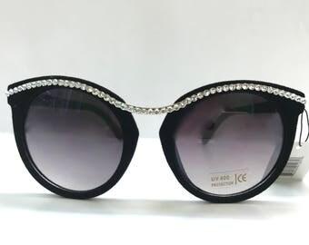 Swarovski Crystal Sunglasses 400 UV