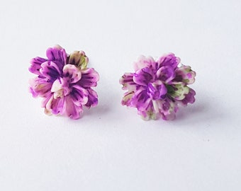 Lilac Meadows Earrings