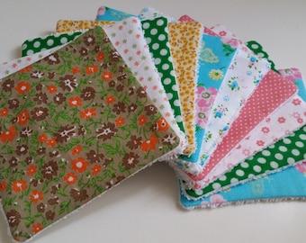 wipes X 10 - eco-friendly - women/girls - set no. 14