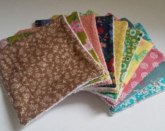 wipes X 10 - eco-friendly - women/girls - set no. 41