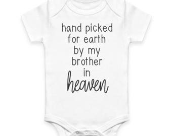 Hand Picked for Earth Onesie - Customisable