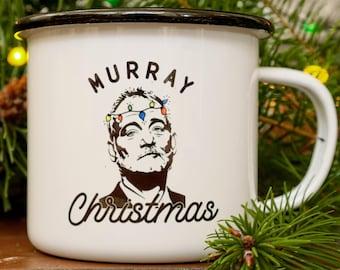Bill Murray Christmas Mug - Murray Christmas Camping Mug