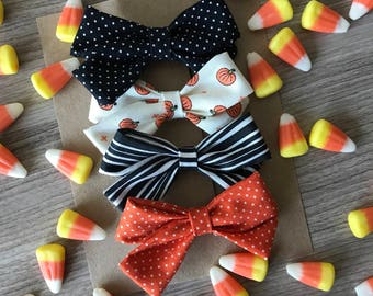 Halloween bow pack!