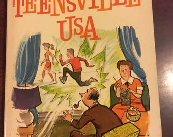 Kanesville USA first Del printing 1961