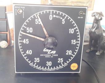 GRALAB Universal Timer Model 168, Darkroom Timer
