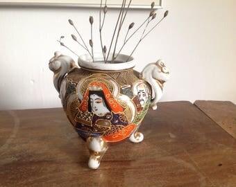 The Japan sugar bowl - Made in Japan - Vintage Japan - Zuckerdose - Sugar bowl