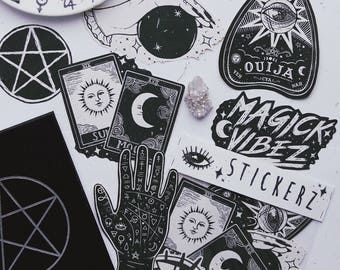 Magickal Stickerz Pack
