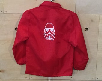 Early 80's Custom Made Storm Trooper jacket