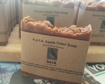 H.O.T.D. Apple Cider Soap