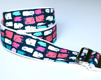 "High Quality Custom Gait Belt and Badge Reel ""The Charlotte"""