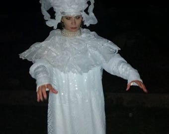 Dracula's Bride Costume, Bram Stokers Dracula, Dracula Bride, Halloween Costume