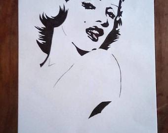 Marylin monroe designs