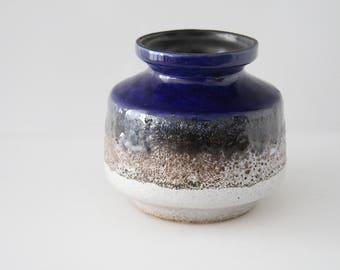 Nice vase by VEB Haldensleben - DDR - East Germany 3048