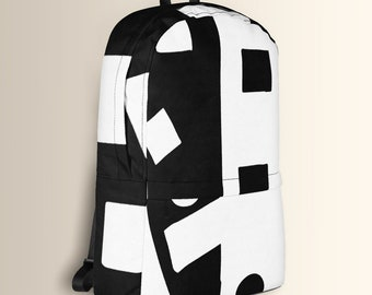 In the street No4, Backpack