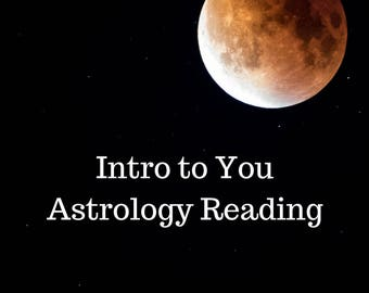 Mini Birth Chart, Angel, and Oracle Card Reading