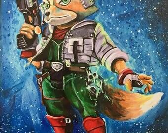 Star Fox (Print)
