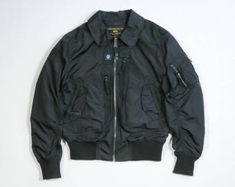 ALPHA INDUSTRIES - Nylon bomber
