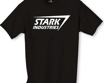 STARK INDUSTRIES T-Shirt CUSTOMIZATION available Free Shipping