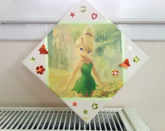 picture in 3d, adorable little fairy