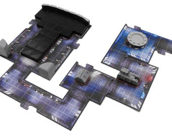Imperial Assault Game Gear : Twin Shadows Obstacles and Terrain
