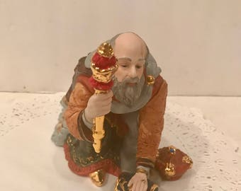 Nativity Wiseman Figurine