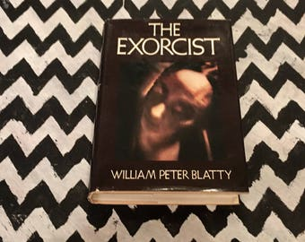 The Exorcist by William Peter Blatty (Hardcover, First Edition 1971)