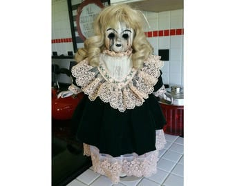 Horror Doll Dark Delilah