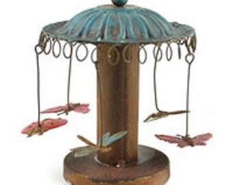 Fairy garden swing Etsy