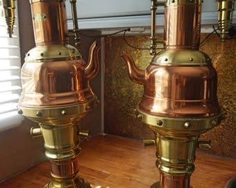 Industrial Steampunk home decor ( 2 pcs )