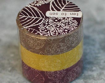 Classiky Washi Tape ten to sen