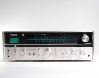 Technics by Panasonic SA-5600X FM/AM 2 channel 4 channel stereo receiver