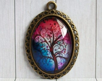 Magic Tree : Pendant Tree of Life Pendant