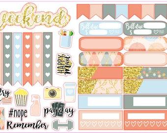 Autumn Memories- A La Carte Sticker Sheets