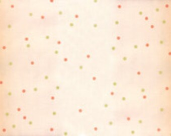 Ombre Confetti Metallic - 10807-221M - Coral - by V and Co. for Moda