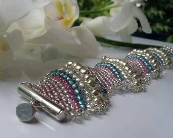 flat Cellini Spiral Bracelet