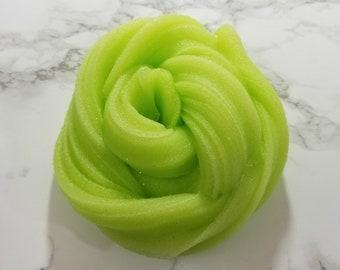 Green Apply Slushee Slime (Scented)