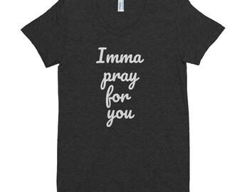 Women's Religious Crew Neck T-shirt