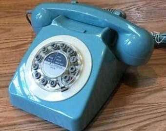 West Elm 746 Phone 1960's