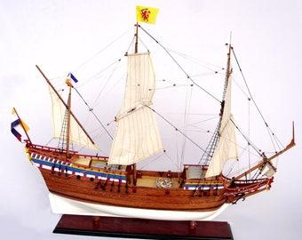"DUYFKEN 36"" Handmade Wooden Model Ship NEW"