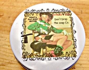 Hemp & Oat Whipped Butter