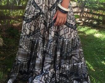 Long Skirt ZENEFA