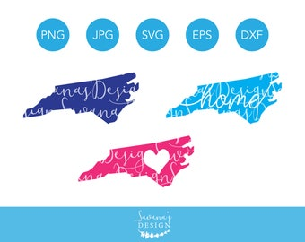 North Carolina SVG, North Carolina SVG Files, North Carolina Home SVG, Svg North Carolina, North Carolina Clipart, North Carolina Cut Files